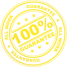 plumbing guarantee seal